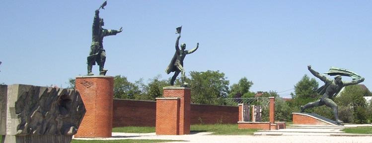 Memento Park, Communist era statues in Budapest